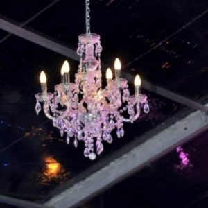 All Event Africa 9 Light Chandelier - Excl. installation & certificate