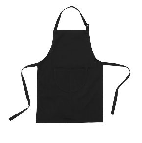All Events Africa Apron Black
