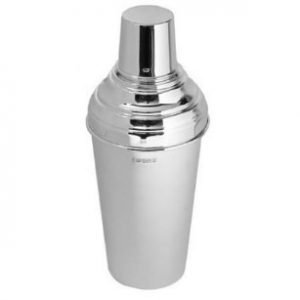 All Events African Cocktail shaker (silver)