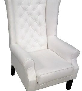 All events Africa Deep Button Wingback Chair