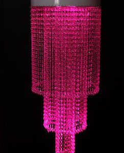 All events Africa LED Chandeliers (Excluding Setup/Hanging)