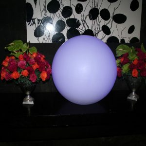 All events Africa Large LED Moon Balls