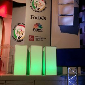 All events Africa LED Plinths