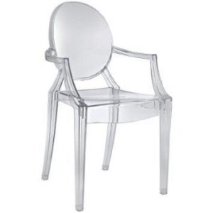 All events Africa Louis Ghost Chair With arms